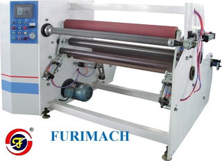 FR-807 Single Shaft Auto Rewinding Machine
