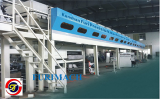 FTPT High Precision Protection Film Coating Machine
