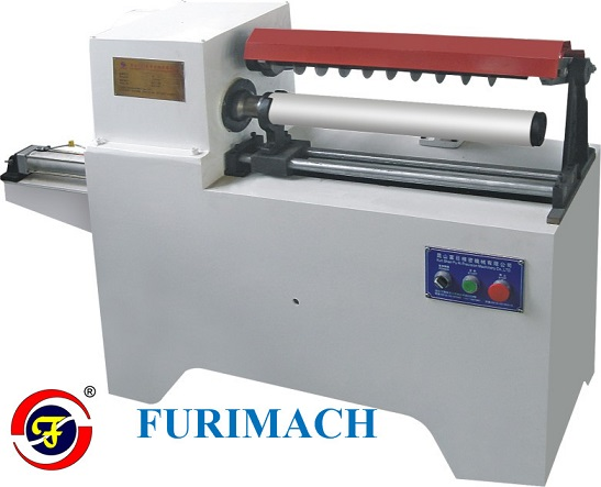 FR-203 Automatic Paper Core Cutting Machine