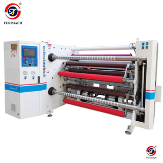 SLD-61241 Double-shaft Plastic Film Slitting Machine