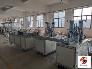 KZJ-0102 Automatic Face Mask Making Machine