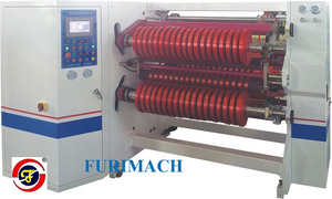 FR-217 Double-shaft Center Surface Slitting Rewinding Machine